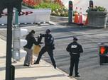 Ini Identitas Pelaku Penusukan Polisi di Gedung Capitol AS