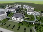 Groundbreaking Ibu Kota Baru Bakal Jadi 2021, Ini Lokasinya!