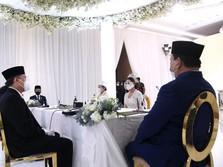 Pernikahan Atta-Aurel Satukan Jokowi & Prabowo dalam 1 Meja