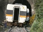 50 Orang Tewas, Kecelakaan Kereta Taiwan Terparah di 7 Dekade