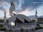 Ini Desain Masjid Agung Ibu Kota Baru, Ada Masukan?
