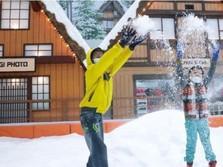 Banyak Promo, Yuk Nikmati Salju di Trans Snow World Bintaro