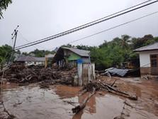 Korban Banjir Bandang Flores Bertambah, 44 Orang Meninggal