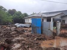 Banjir Bandang 2021, Terbesar di NTT Dalam 1 Dekade