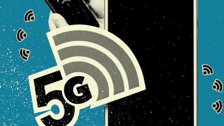 Infografis: Ada 13 Wilayah yang Bakal Dapat Jaringan 5G, Internet Ngebut!