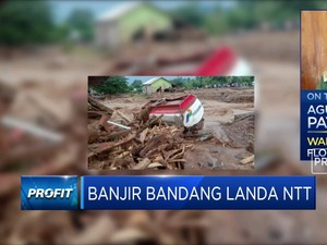 Banjir Bandang di Adonara, Wabup Flores Timur: 56 Meninggal