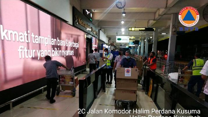 BNPB Kirimkan Bantuan Logistik untuk Bencana Banjir Bandang Flores Timur (Dok. BNPB)