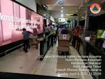 BNPB Kirim Makanan Hingga Selimut untuk Korban Banjir NTT