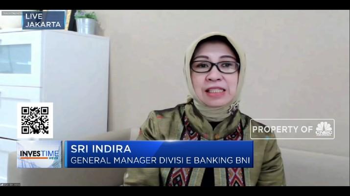 Digitalisasi Perbankan, Bisa Transaksi Apa Saja Dalam Genggaman (CNBC Indonesia TV)