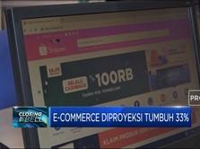 e-Commerce Diproyeksi Tumbuh 33% di 2021