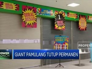 Giant Pamulang Tutup Permanen