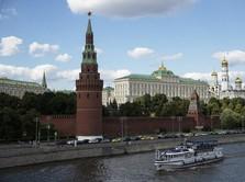 Rusia Ultimatum Kapal Perang AS: Jauhi Krimea!