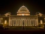 'Istana Garuda' Jokowi Vs Negara-Negara Ini, Kerenan Mana?