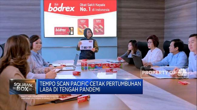 TSPC Pandemi, Laba Tempo Scan Pacific Berhasil Tumbuh 42% (yoy)