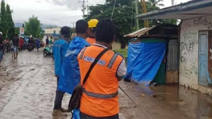 PLN Pulihkan 159 Gardu Listrik usai Badai Siklon Tropis Seroja Terjang NTT. (Dok. PLN)