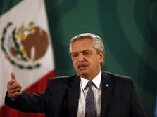 Sudah Suntik Vaksin Corona, Presiden Argentina Positif Covid