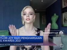 Taylor-Joy Raih Penghargaan SAG Awards 2021