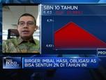 Yield US Treasury Berpeluang Sentuh 2%, Ini Imbasnya Bagi SBN