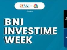 Live Now! Diguyur Stimulus, Properti Ngegas di BNI Investime