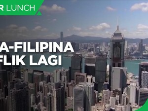 China-Filipina Konflik Lagi Soal LCS