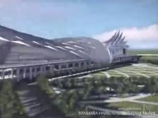 Jreng! Usai Geger Istana Garuda, Kini Muncul Bandara Garuda