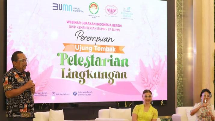 Gerakan Indonesia Bersih, Wanita Jadi Ujung Tombak Lestarikan Lingkungan