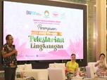 Dharma Wanita BUMN Jadi Ujung Tombak Lestarikan Lingkungan