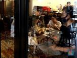 Bisnis Restoran Kiat Sekarat, Tunggu Napas Bantuan Pemerintah