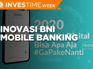 Inovasi BNI Mobile Banking Bagi Kemudahan Transaksi Perbankan