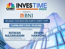 Live Now! Welcome Era Kartu Debit Chip di BNI Investime Week
