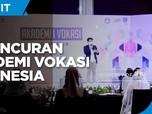 Peluncuran Akademi Vokasi Indonesia