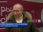 Putin Teken Aturan untuk jadi Presiden Dua Periode Lagi