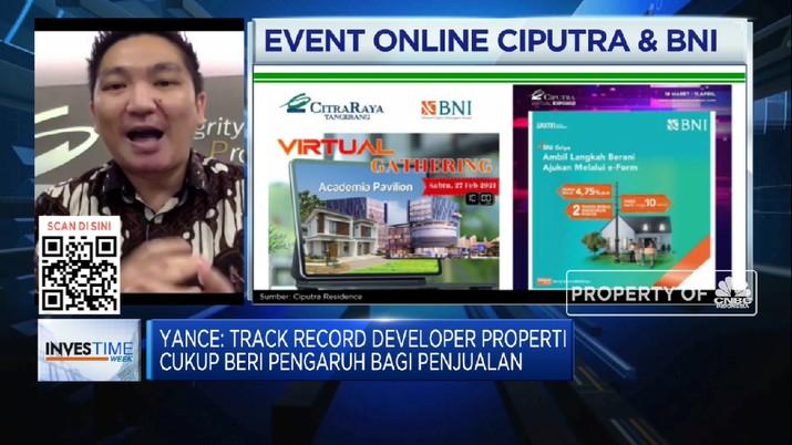 Sinergi BNI-Ciputra Residence Genjot Penjualan Properti (CNBC Indonesia TV)