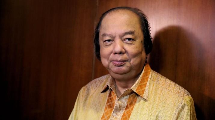 Tahir (CNBC Indonesia/ Andrean Kristianto)