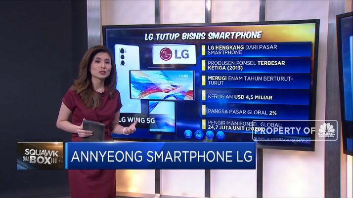 Annyeong Smartphone LG