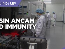 Embargo Vaksin Ancam Herd Immunity