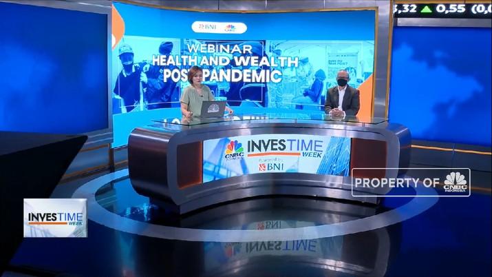 Geliat Investasi & Bisnis Sektor Konsumer di Masa Pandemi  (CNBC Indonesia TV)