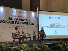 Tarik Minat Turis datang ke Bali Melalui Kelas Vokasi