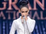 Potret Miss Myanmar yang Minta Tolong di Kontes Kecantikan