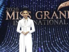 Heboh Miss Myanmar Minta Tolong di Kontes Kecantikan