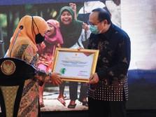 Zero Kecelakaan Kerja, Pelindo III Diganjar Penghargaan K3