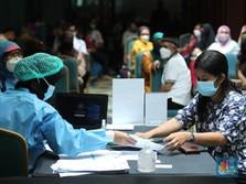 Masih Naik-Turun, Kasus Covid-19 RI Tambah 4.860 Orang