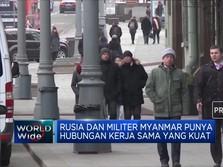 Rusia Bela Myanmar dari Ancaman Sanksi