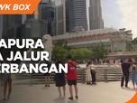 Singapura Buka Jalur Penerbangan bagi WNA, Ini Syaratnya
