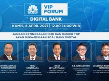 Live Now! VIP Forum Bongkar Bank Digital di Indonesia