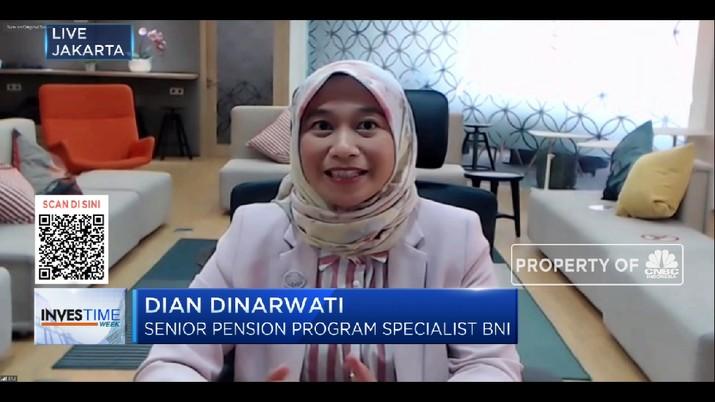 Wahai Anak Muda, Ayo Siapkan Dana Pensiun Bersama BNI (CNBC Indonesia TV)