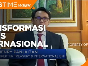 3 Strategic Value BNI di Transformasi Bisnis Internasional