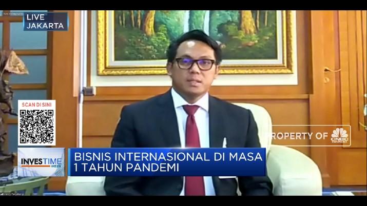 3 Strategic Value BNI Dorong Transformasi Bisnis Internasional (CNBC Indonesia TV)