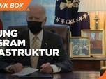 Biden Ajak Warga AS Dukung Program Infrastruktur