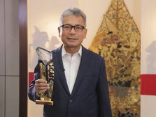 BRI Sabet Penghargaan The Best CEO & Best Innovative Company